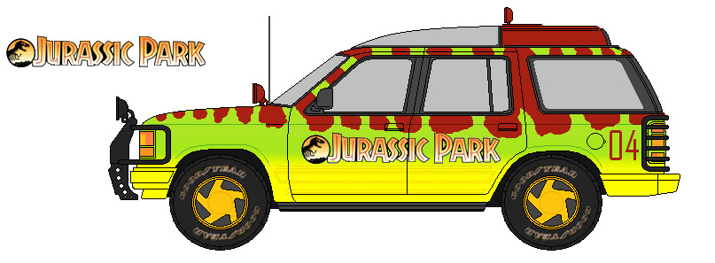 Jurassic Park Explorer by lupin3ITA on DeviantArt