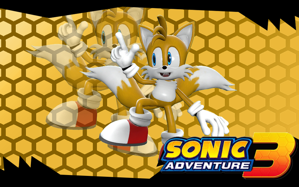 Sonic Adventure 3, Tails by Nibroc-Rock on DeviantArt