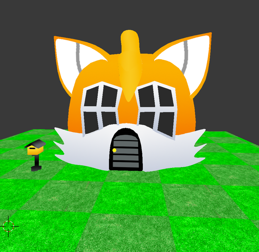sonic battle tails 39 s house model by nibroc rock on deviantart