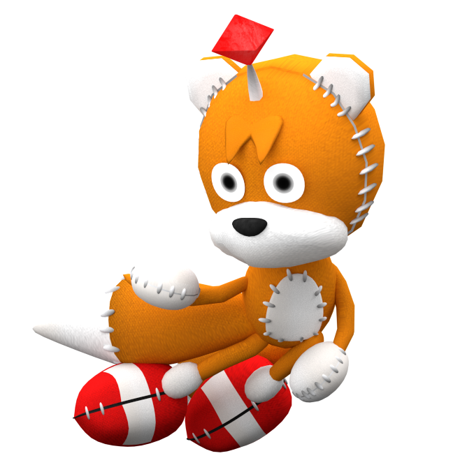 Tails Doll Render By Nibroc Rock On Deviantart