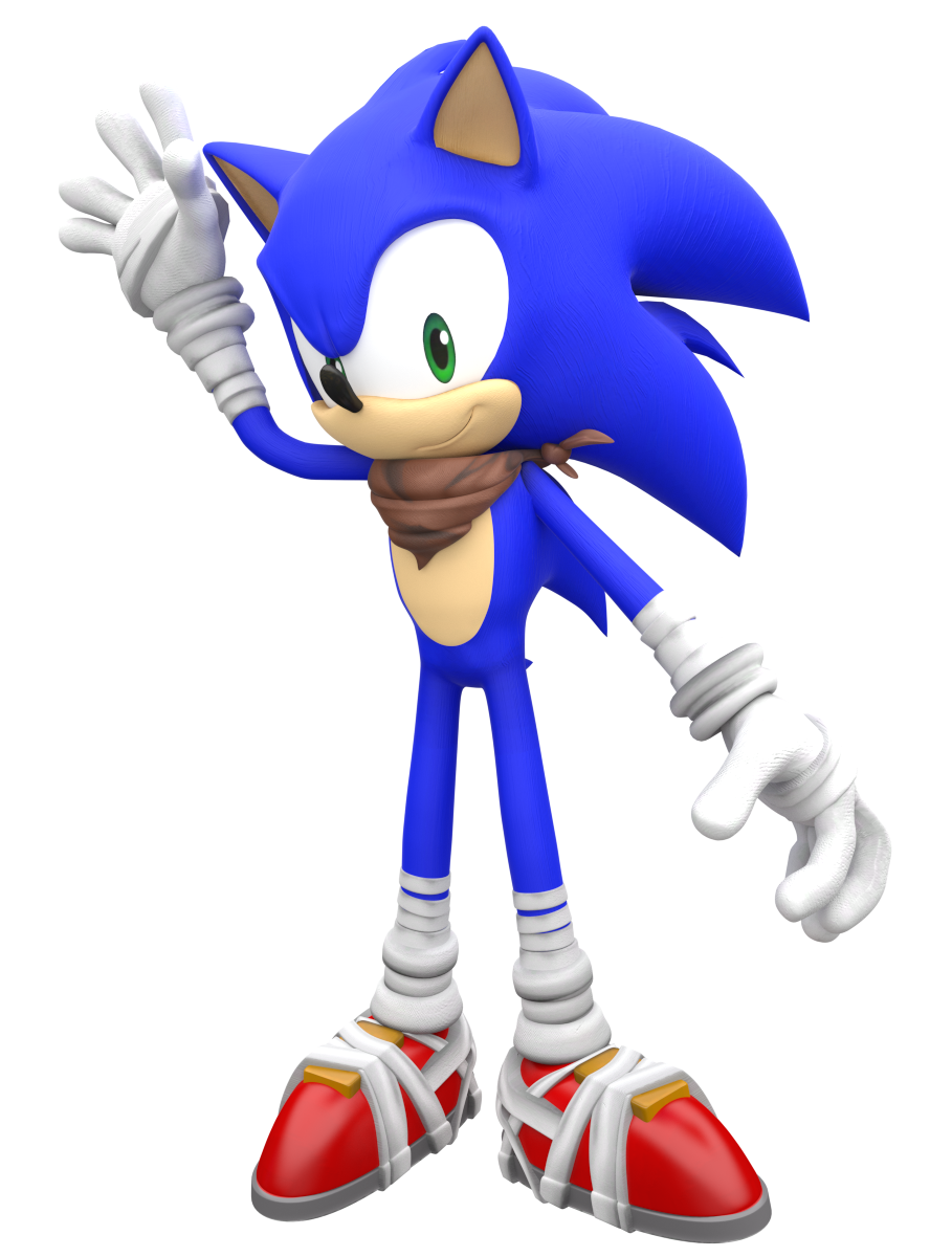 And for now my sonic