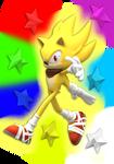 Super Sonic Boom Render done