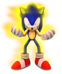 Rage Transformation Sonic