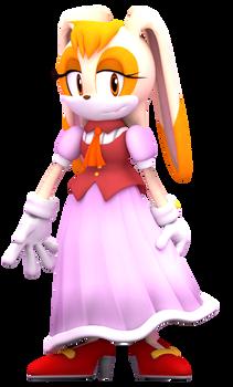 Vanilla The Rabbit Render