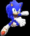 New Sonic boom Render