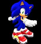 SA2 Sonic Render