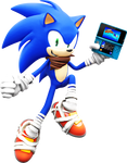 Sonic Boom on the 3DS