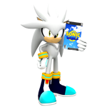 Silver with sonic world