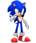 The Fastest Thing Alive Sonic!