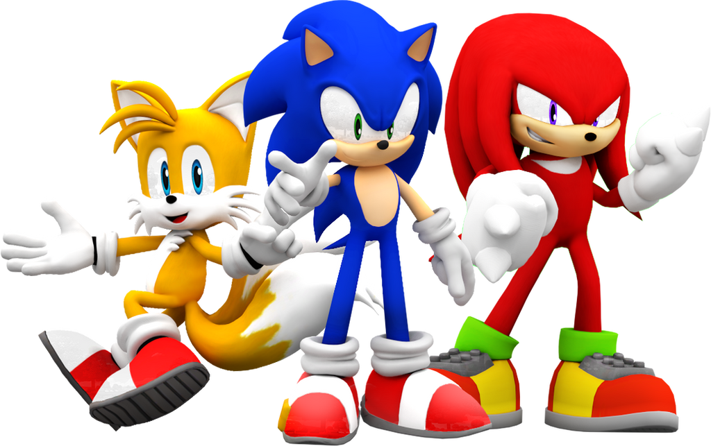 team sonic by nibrocrock on deviantart