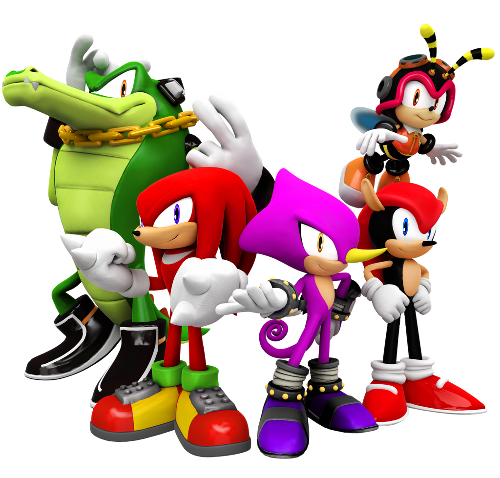 Video Game Review Knuckles Chaotix