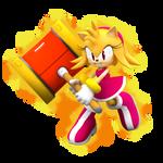 Super Amy Sonic World