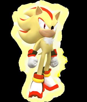 Super Shadow Sonic World