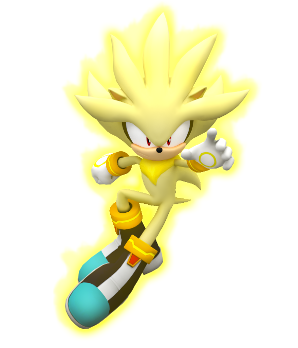 Super Silver Sonic World by Nibroc-Rock on DeviantArt