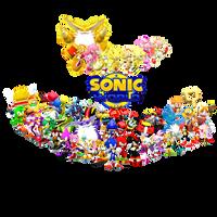 whole sonic world version 3