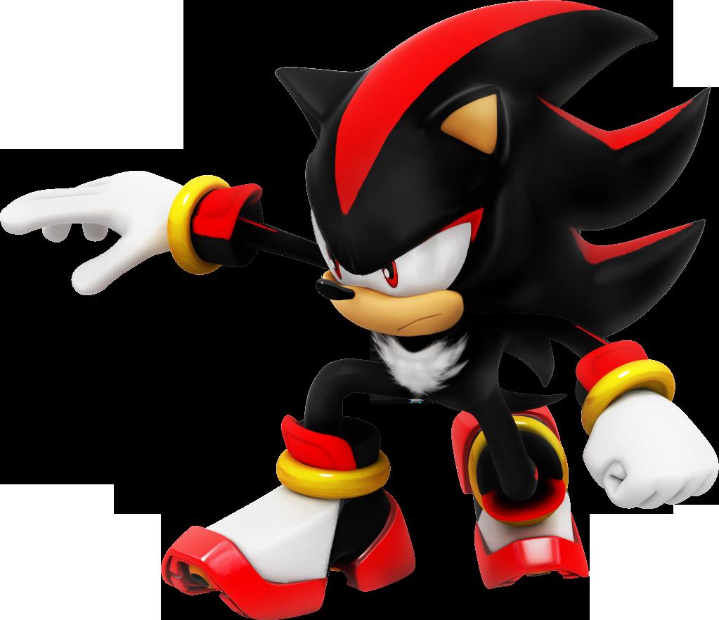 Shadow the Hedgehog on Sonic3DModeled - DeviantArt