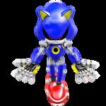 Metal Sonic Returns!