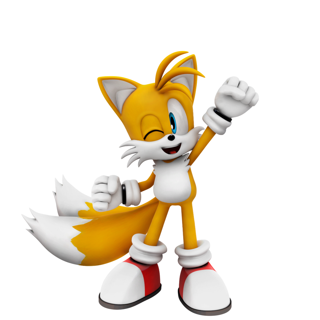 Miles 39 Tails 39 Prower The Fox On Sonic3dmodeled Deviantart