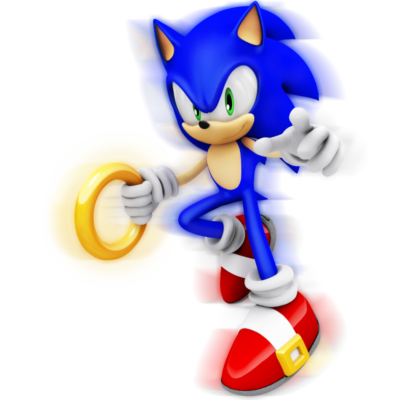 Gambar Kartun Sonic Knuckles: Sonic Got Ring? With Effects By Nibroc-Rock On DeviantArt