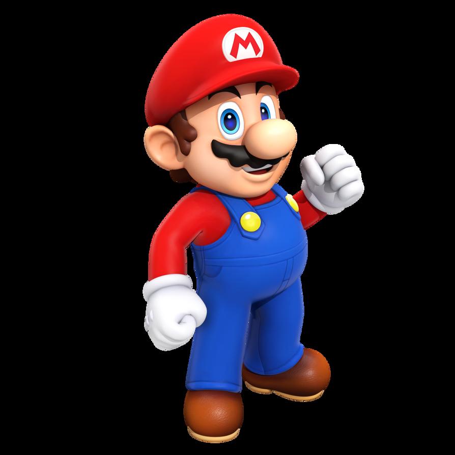 Mario Character Designer Game