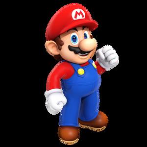 Super Mario Render Brothers