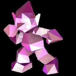 Polygon Mario 1/12