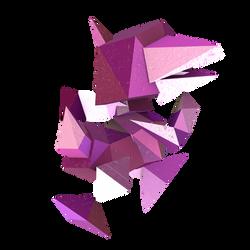 Polygon Yoshi 6/12