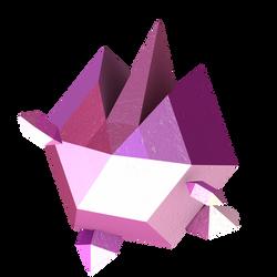 Polygon Jigglypuff 10/12