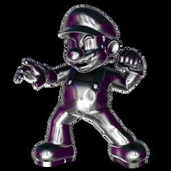Metal Mario 1/4