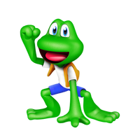 Frogger Render by Nibroc-Rock