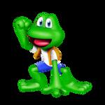 Frogger Render