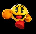 Pac Man World Remake Render