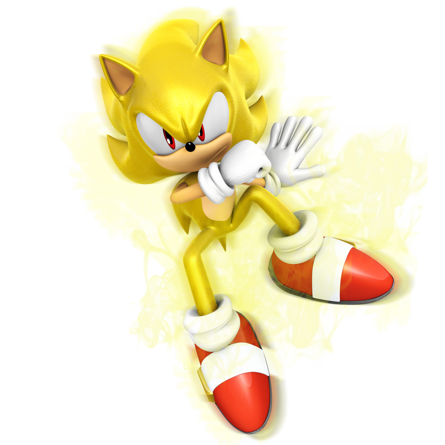 SUPER SONIC HEROES FINAL: SONIC By Nibroc-Rock On DeviantArt
