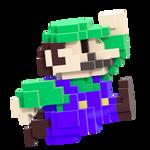 8-bit Mario Smash Style 4/8
