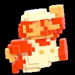8-bit Mario Smash Style 5/8