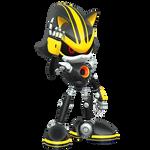 Eggman Nega Sends in Metal Sonic 3.0!