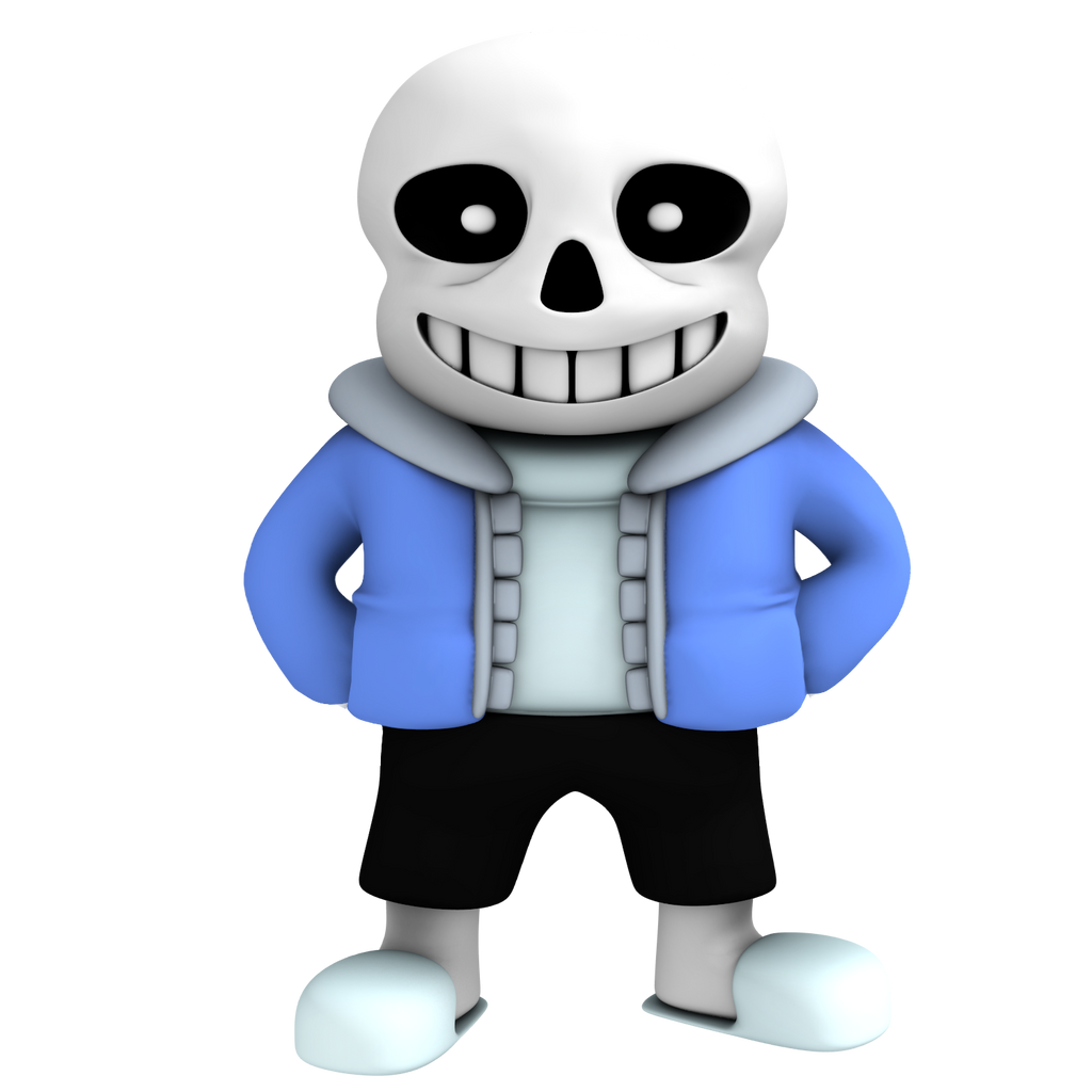 How to install sans undertale skin download sans undertale skin -  Sans From Undertale Render By Nibroc Rock