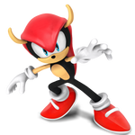 New Mighty the Armadillo Render!