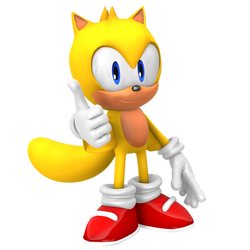 New Ray the Flying Squirrel Render!