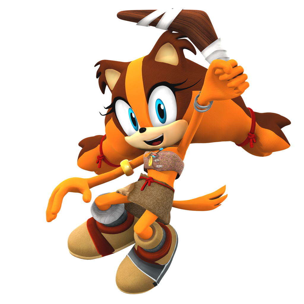 new sticks the jungle badger render by nibrocrock on
