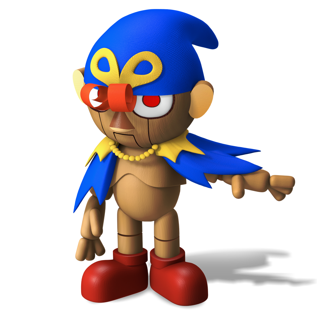 how to draw geno from super mario rpg
