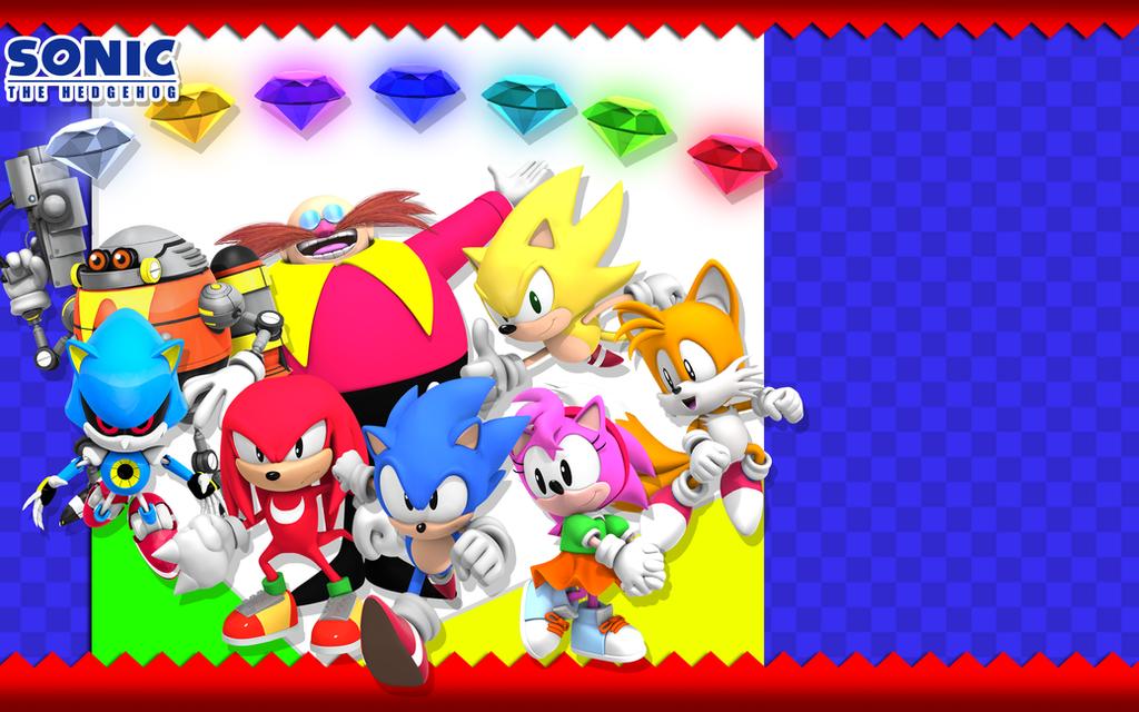 <b>Sonic</b> the Hedgehog (2006) <b>Computer Wallpapers</b>, <b>Desktop Backgrounds</b> ...