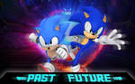Past and Future Wallpaper