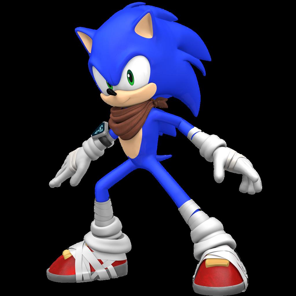 Sonic Boom Era by Nibroc-Rock on DeviantArt