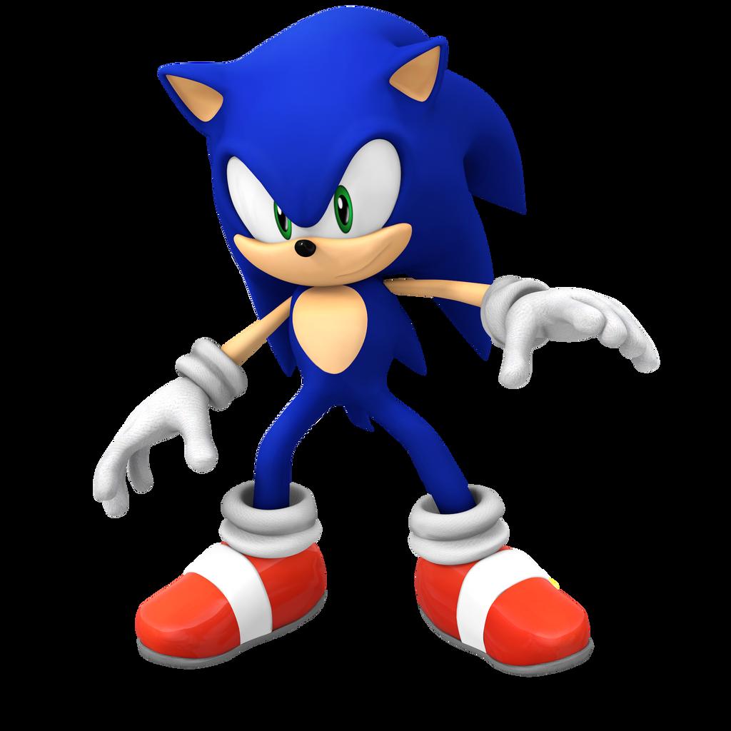 Sonic Dreamcast Era by Nibroc-Rock on DeviantArt