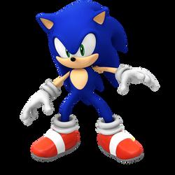 Sonic Dreamcast Era by Nibroc-Rock