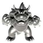 SMBZ Metal Bowser Render