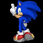 Sonic, Team Sonic set1/3