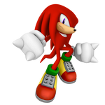 Knuckles, Team Sonic 3/3