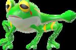Froggy, Team Rose 4/4